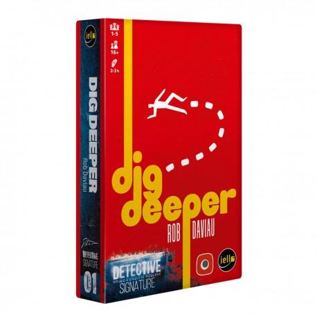 DETECTIVE - DIG DEEPER
