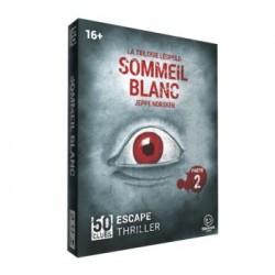 50 CLUES - SOMMEIL BLANC