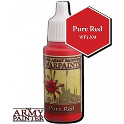 PEINTURE MATT PURE RED - ARMY PAINTER