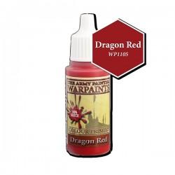 PEINTURE DRAGON RED - ARMY PAINTER