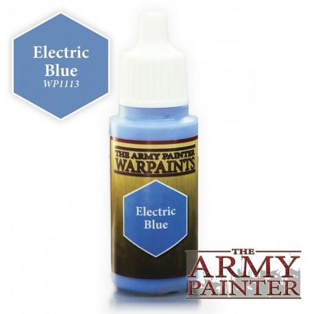 PEINTURE ELECTRIC BLUE - ARMY PAINTER