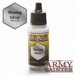PEINTURE SHINING SILVER - ARMY PAINTER