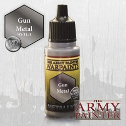 PEINTURE GUN METAL - ARMY PAINTER