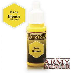 PEINTURE BABE BLONDE - ARMY PAINTER
