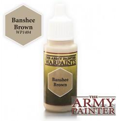 PEINTURE BANSHEE BROWN - ARMY PAINTER