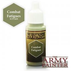 PEINTURE COMBAT FATIGUES - ARMY PAINTER