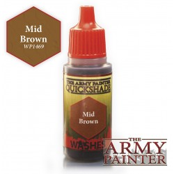PEINTURE MID BROWN - ARMY PAINTER