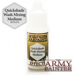 PEINTURE QUICKSHADE WASH MIXING MEDIUM - ARMY PAINTER