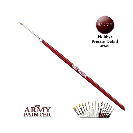 PINCEAU HOBBY PRECISE DETAIL - ARMY PAINTER