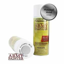 BOMBE COLOUR PRIMER PLATE MAIL METAL - ARMY PAINTER