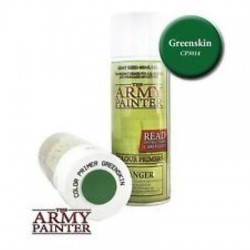 BOMBE COLOUR PRIMER GREENSKIN - ARMY PAINTER