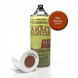 BOMBE COLOUR PRIMER FUR BROWN - ARMY PAINTER