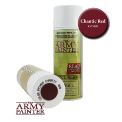 BOMBE COLOUR PRIMER CHAOTIC RED - ARMY PAINTER