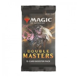MTG : Double Booster Double Masters EN