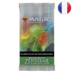 MTG : Zendikar Rising Booster Collector FR