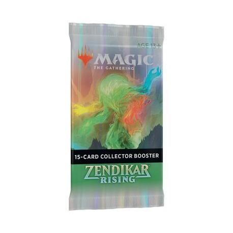 MTG : Zendikar Rising Booster Collector EN