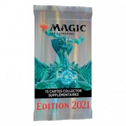 MTG : Core Set 2021 Collector Booster FR