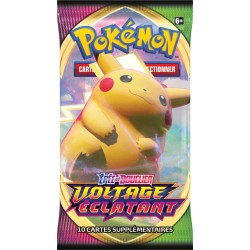 POKEMON : EB04 : Voltage Eclatant : BOOSTER