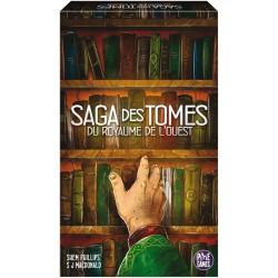 SAGA DES TOMES DU ROYAUME DE L'OUEST Ext