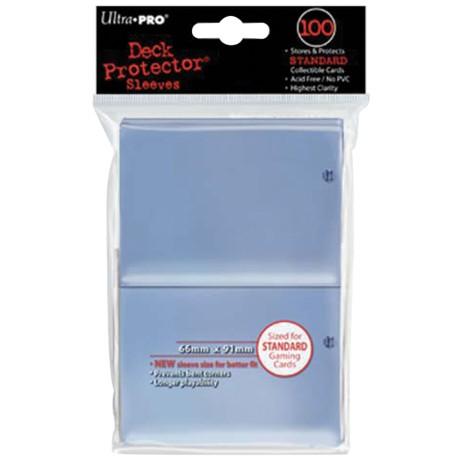 ULTRA PRO sleeves Standard (Transparent) 66X91