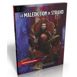 Dungeons & Dragons ® 5e : La Malédiction de Strahd