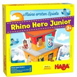 MES PREMIERS JEUX - RHINO HERO JUNIOR