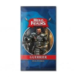 HERO REALMS DECK DE HEROS : GUERRIER