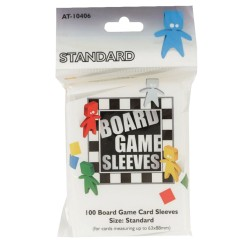 Board Game Sleeves - Standard (fits cards 63x88mm)