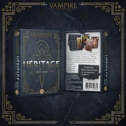 VAMPIRE LA MASCARADE - HERITAGE - RESET PACK
