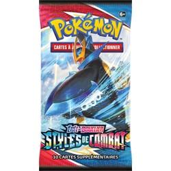 Pokémon EB05 STYLES DE COMBAT : Booster