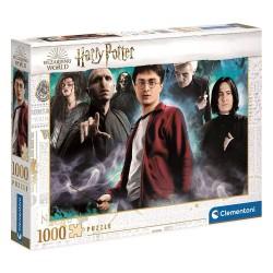 PUZZLE - Harry Potter puzzle Harry vs. the Dark Arts (1000 pcs)