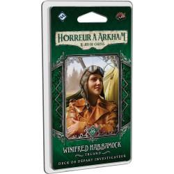 HORREUR A ARKHAM JCE : Winifred Habbamock (Inves.)