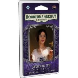 HORREUR A ARKHAM JCE : Jaqueline Fine (Inves.)