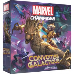 MARVEL CHAMPIONS : Ext CONVOITISE GALACTIQUE