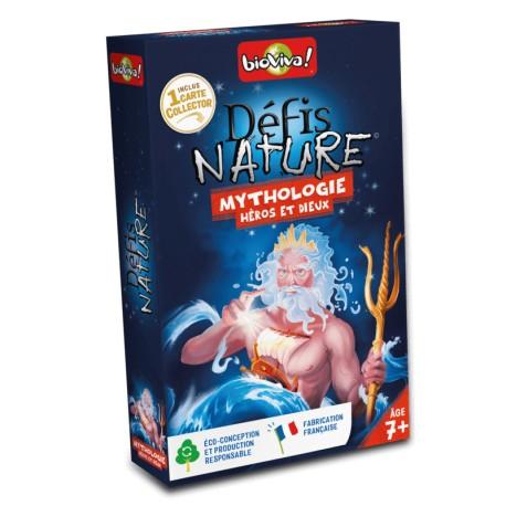 DEFIS NATURE - MYTHOLOGIE,HEROS ET DIEUX