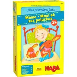 MEMO- MAXI ET SES PELUCHES