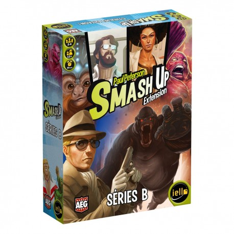 SMASH UP : SERIES B (EXT 3)
