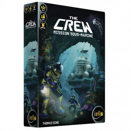 THE CREW : MISSION SOUS MARINE
