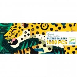 PUZZLE GALLERY - LEOPARD 1000 pcs