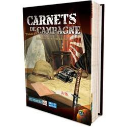 MEMOIRE 44 - EXT CARNETS DE CAMPAGNE VOL2