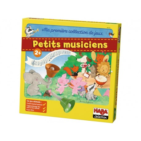 MA PREMIERE COLLECTION -PETITS MUSICIENS
