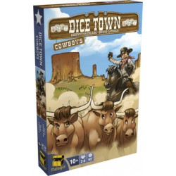 DICE TOWN EXTENSION COWBOY